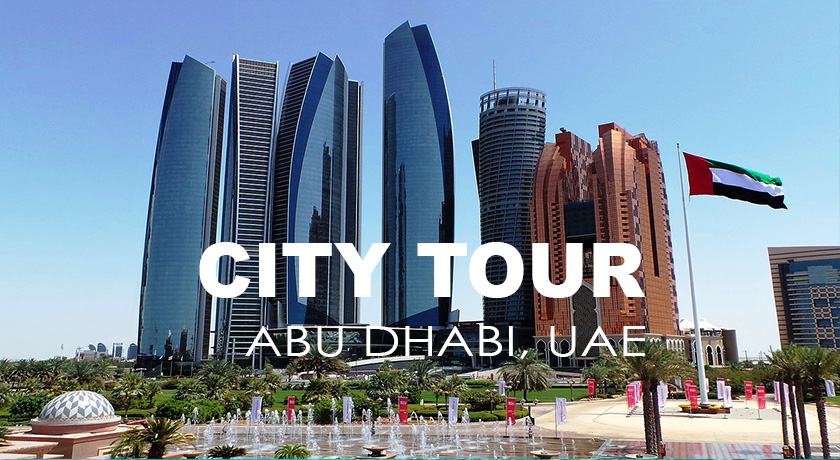 Abu Dhabi City Tour - Kabayan Southtravels +1 905 789 8333