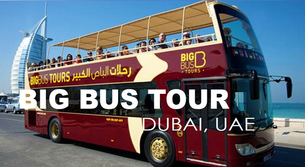 Dubai Bug Bus Tour - Kabayan Southtravels +1 905 789 8333