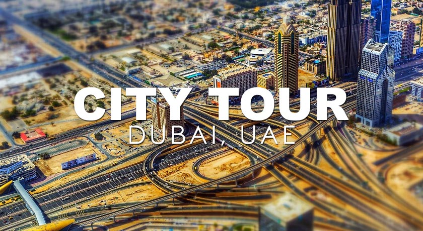 Dubai, UAE City Tour - Kabayan Southtravels +1 905 789 8333