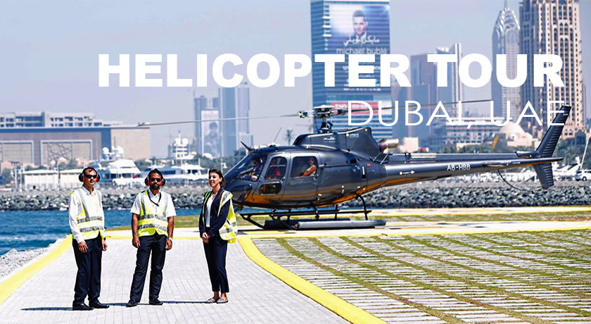 Helicopter Tour - Kabayan Southtravels +1 905 789 8333