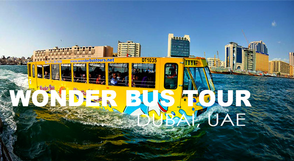 Dubai Wonder Bus Tour - Kabayan Southtravels +1 905 789 8333
