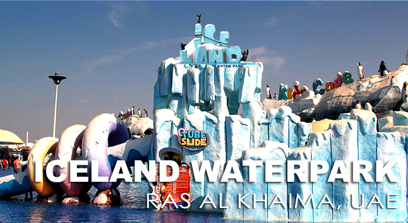 Ice Land Waterpark Tour - Kabayan Southtravels +1 905 789 8333